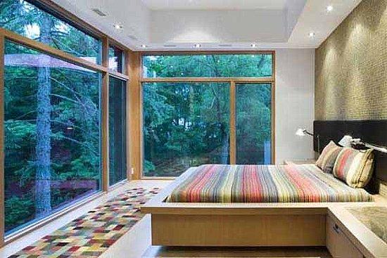 super views from bedroom window. Black Bedroom Furniture Sets. Home Design Ideas