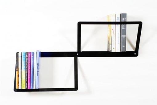 Minimalist Bookshelf Design By Ana Linares
