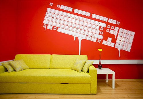 Cool wall stickers by zek - Creative diy dining room storage ideas you definitely shouldnt miss ...