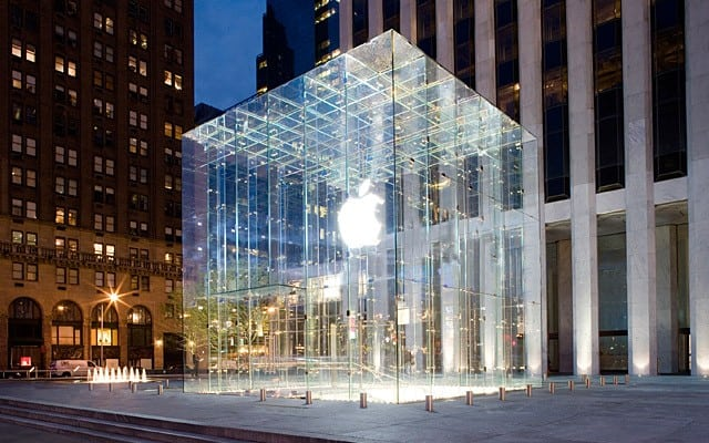 Apple Store ...