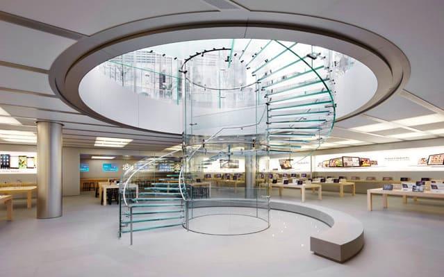 Takéto nádherné schodisko nájdeme v New Yorku - svetapple.sk