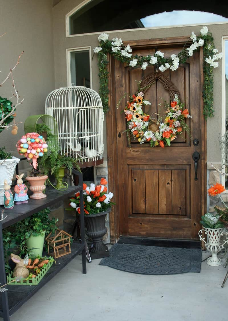 Most attractive Easter decorations - part II