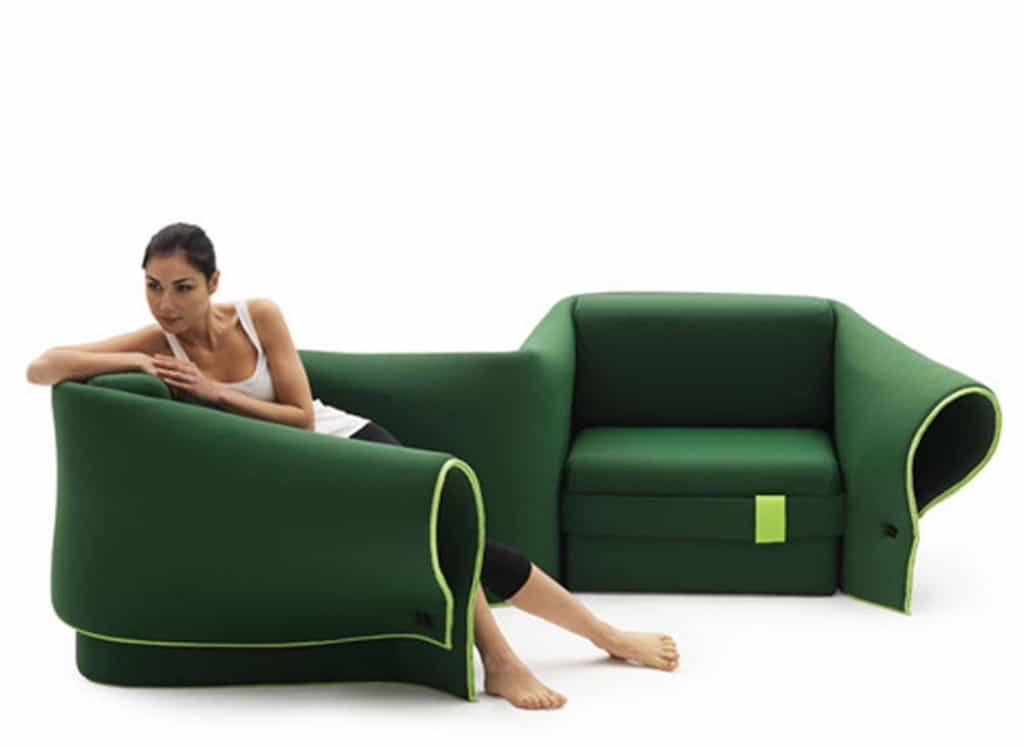 Sosia Sofa A Multi Transformation Sofa By Campeggi