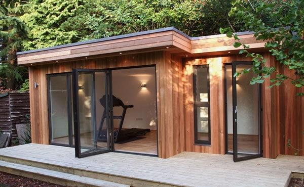 Garden Offices Garden Rooms And Timber Garden Office