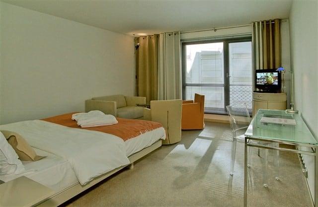 Hotel josef in prague designed by eva jiricna for Design hotel josef