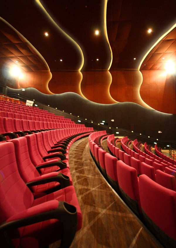 Unique Cinema In Hangzhou China