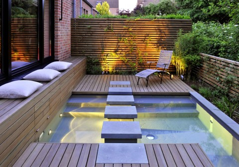 Mini Spa Design for Small Terraced Houses Pool House Designs With Priv on building with pools, house with swimming pool, little houses with pools, bathroom with pools, home with pools, bedroom with pools, hotels with pools, art with pools, home swimming pools, gardens with pools, real estate with pools, modern houses with pools, landscaping with pools,