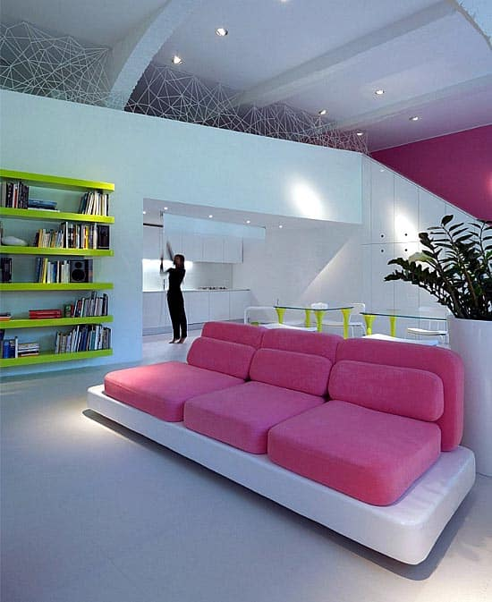 Design dilemma monochromatic rooms for Cute living room ideas