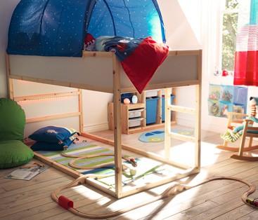 Ikea kids room design ideas 2012 for Ikea kids room idea