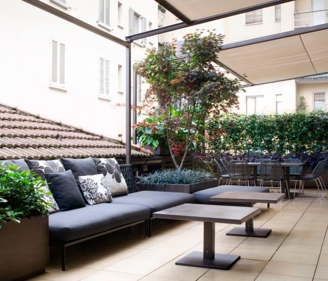 5 beautiful private terraces for 14 m4s garden terrace