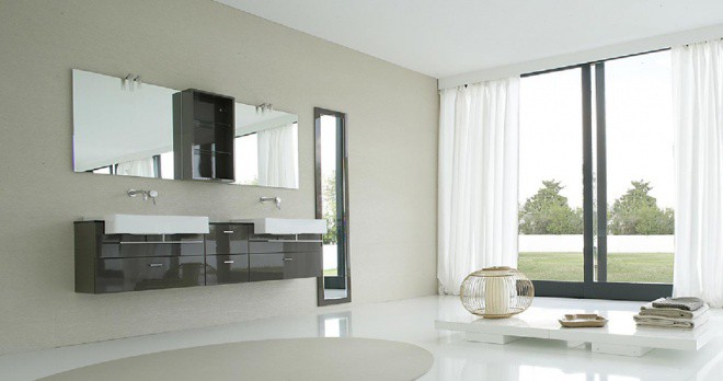 Latest trends in bathroom design for Latest bathroom looks