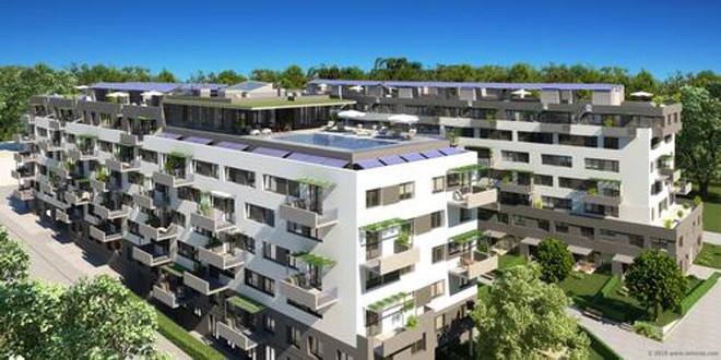 Residential Complex Of 155 Apartments In Kirch 228 Cker Austria