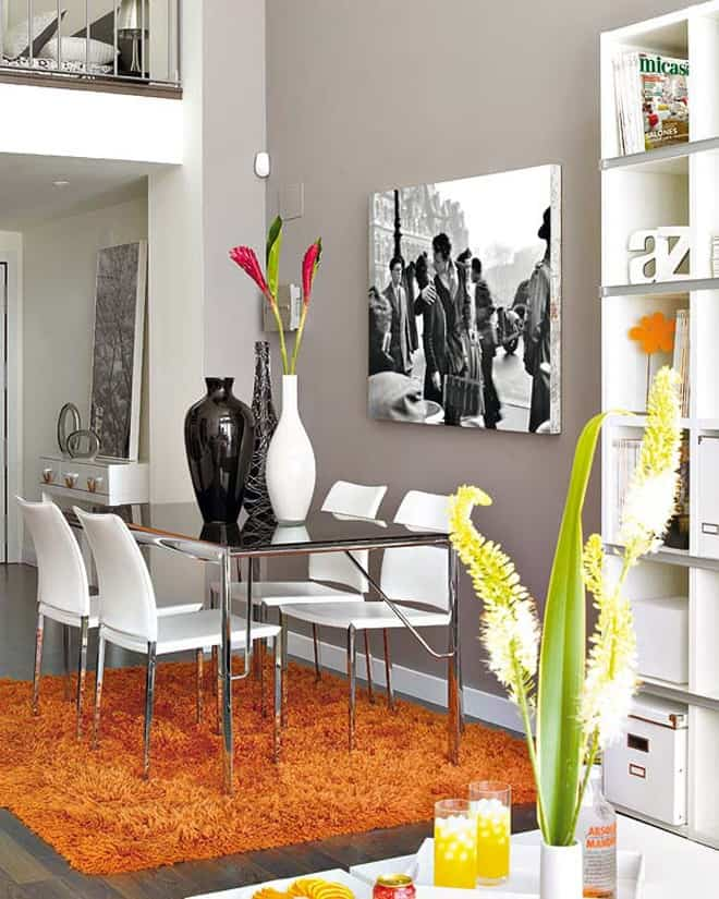 Small Dining Room Solutions: Lack Of Space? Find Amazing Solutions