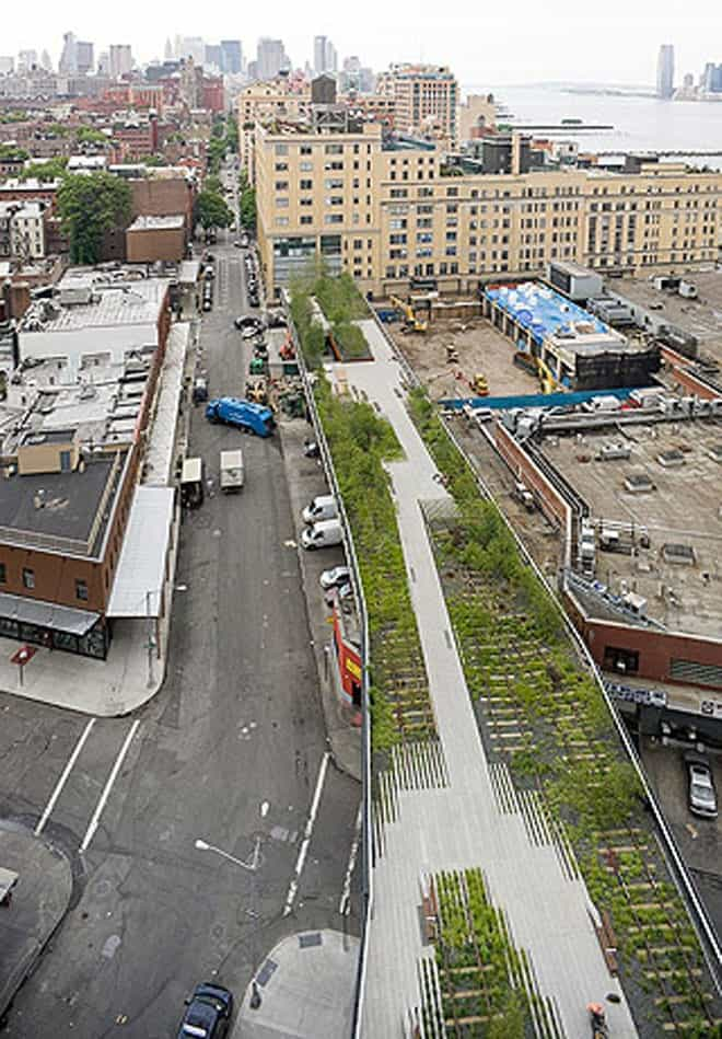 High Line New York City When Green Becomes Gold