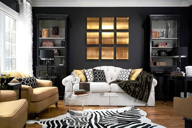 Black Walls Without Gothic Transformations
