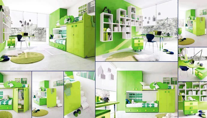 25 Blue And Green Interiors Design An Interesting And Fresh Colors