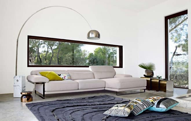 living room inspiration over 50 modern sofas by roche bobois. Black Bedroom Furniture Sets. Home Design Ideas
