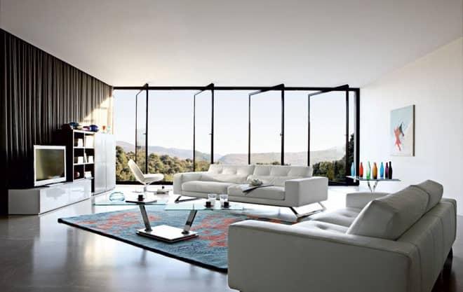 Living Room Inspiration 120 Modern Sofas By Roche Bobois: Living Room Inspiration: Over 50 Modern Sofas By Roche Bobois