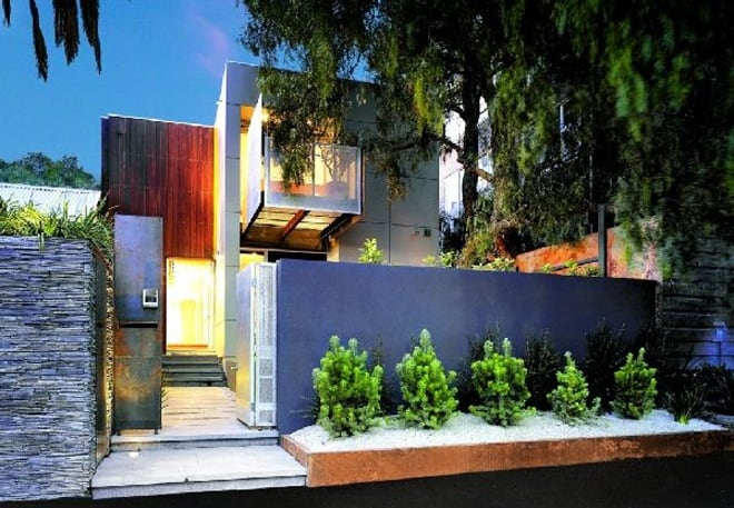 Exotic Richmond House In Melbourne Australia By Morris