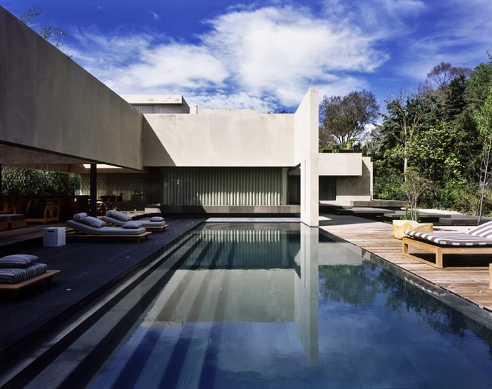 House Reforma By Central De Arquitectura In Lomas De