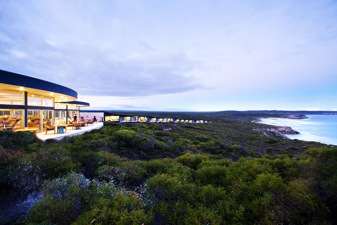 Eco Luxury Resort Southern Ocean Lodge Kangaroo Island