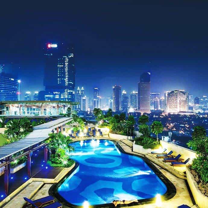 Luxury hotel indonesia kempinski jakarta for Five star luxury hotel