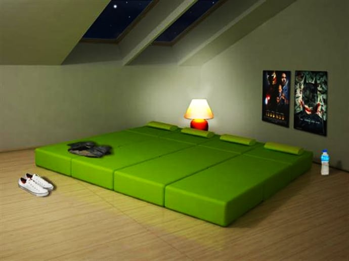 Modular Furniture Multi Purpose For Small Space Room