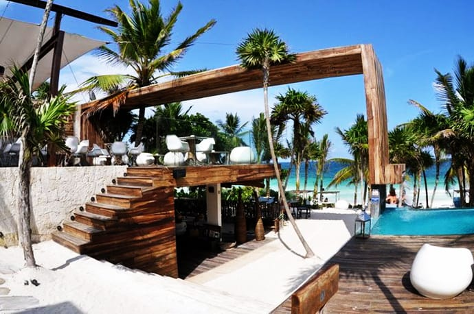 Luxury Seaside Retreat Be Tulum Resort By Sebastian Sas