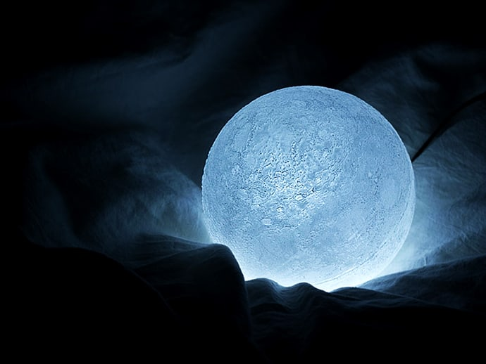 Supernatural Moon Nightlight