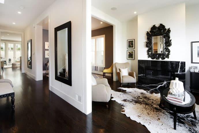Great Combination Classic Victorian Interior Vs Modern