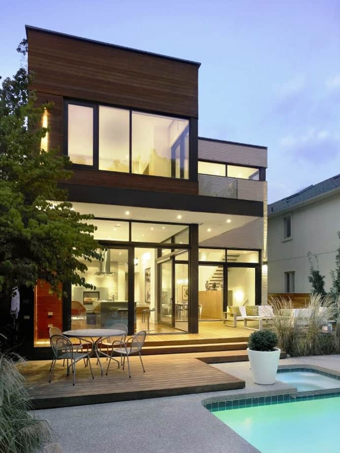 Cozy Beautiful Split House In Toronto Canada By Superk 252 L
