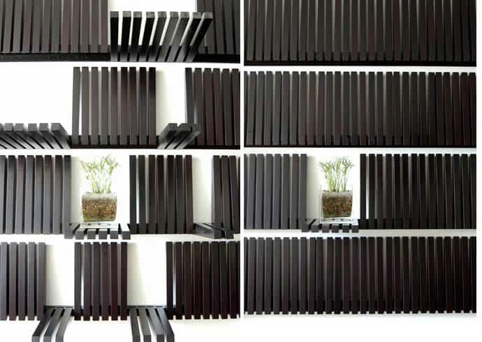 Piano Shelf By Sebastian Errazuriz