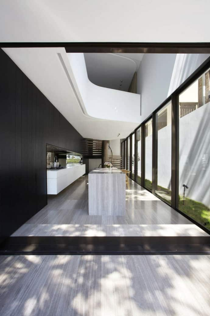 Contemporary Renovation And Extension By Smart Design