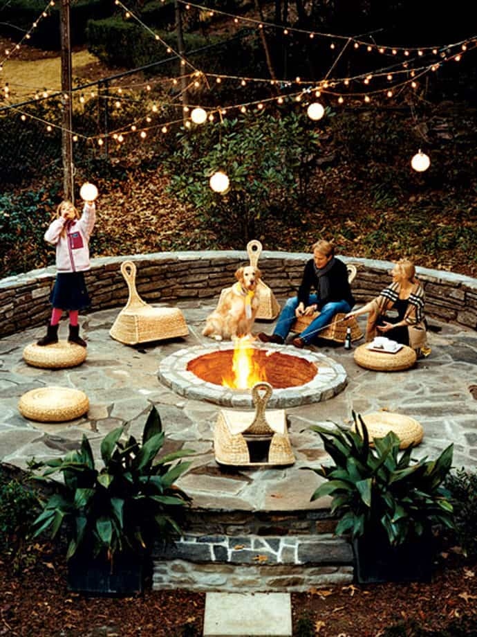 20 Outdoor Cozy Patios Perfect For Your Garden