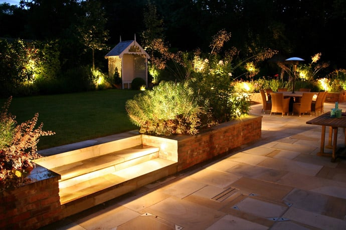 40 Ideas Of How To Design A Garden With Clean Lines And