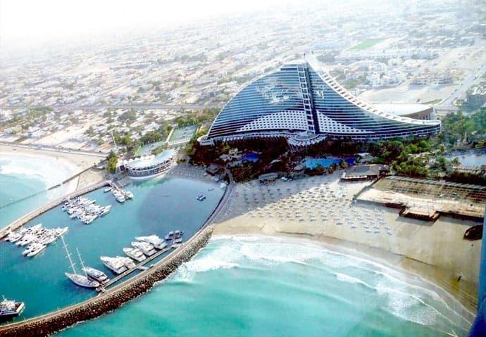Jumeirah Beach Hotel Gym