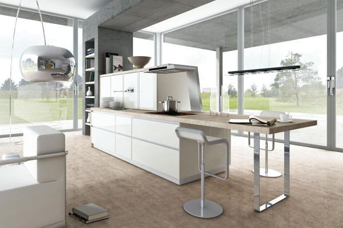 kitchen design german 40 sensational german style kitchens by bauformat 487