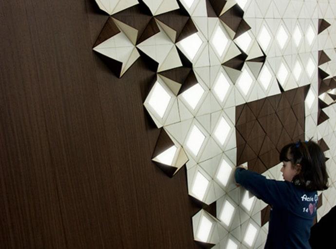 A Modern Wall Light Design Light Form By Francesca Rogers