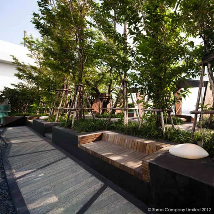 Life Ladprao Urban Park By Shma Designs In Bangkok Thailand