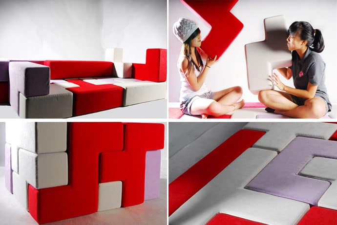 Tat Tris A Versatile Multipurpose Furniture