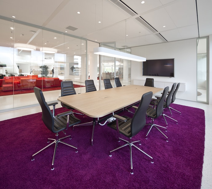 Best Work and meeting areas