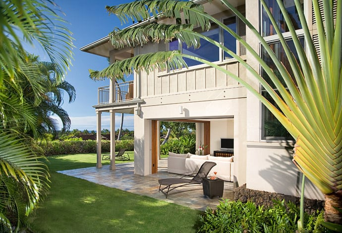 Enjoy your experience at the paradise of hawaii in your for Design your own villa