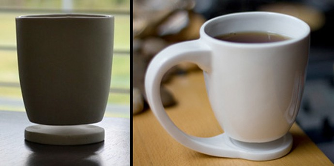 Your Coffee Is Levitating In The Air The Floating Mug By