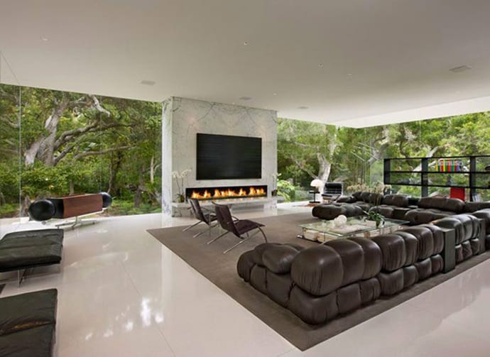Awesome The Luxury Glass Pavilion House By Steve Hermann Was Built In 2010; This  Contemporary Mansion Is 14,000 Square Feet Of Amazing Views In Santa  Barbara ...