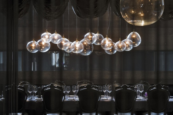 Clooney restaurant by fearon hay architects auckland new