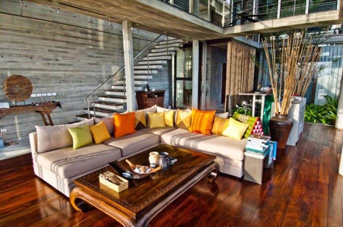 Contemporary Luxury Dream House With Beautiful Infinity Pool Phuket