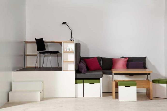 Matroshka Furniture Compact Living Furniture Perfect For