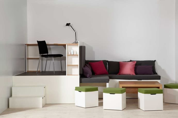 Matroshka Furniture - Compact Living Furniture Perfect for Small .