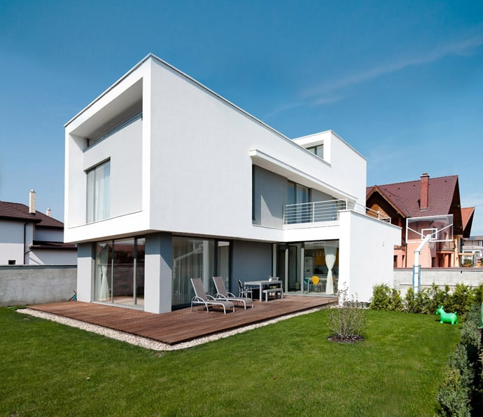 Contemporary Architecture Clean Lines And Appealing