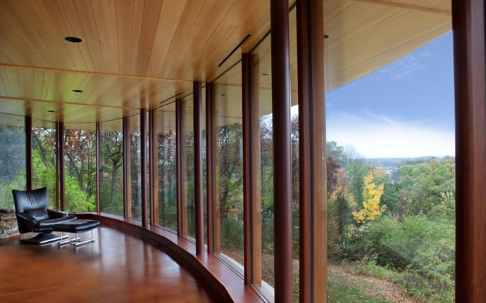 Amazing Architecture Chenequa Residence By Robert Harvey